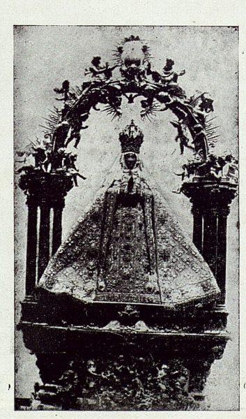 194_TRA-1923-198-Catedral, la Virgen del Sagrario, patrona de Toledo
