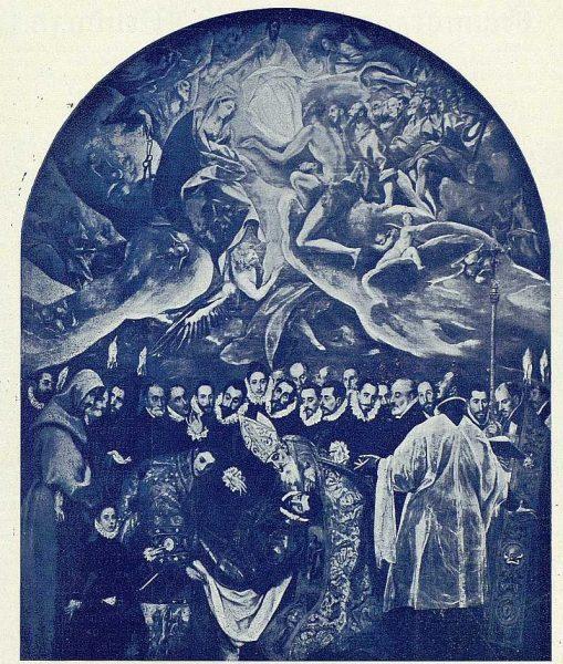 195_TRA-1924-209 - El Entierro del Conde de Orgaz