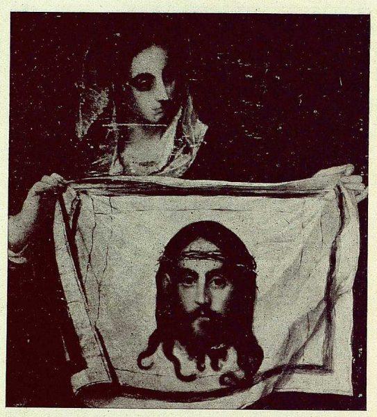 199_TRA-1929-273 - Museo de San Vicente, la Verónica del Greco - Foto Rodríguez