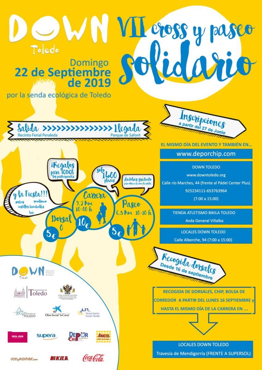 https://www.toledo.es/wp-content/uploads/2019/09/20190917-down-toledo-849x1200.jpg. VII Cross y Paseo Solidario Down Toledo
