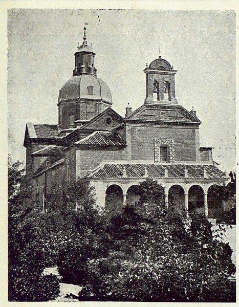 213_TRA-1923-197-Ermita de la Virgen del Prado, exterior