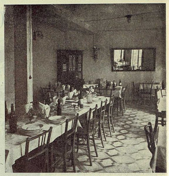 222_TRA-1923-197-Hotel Europa, detalle del comedor