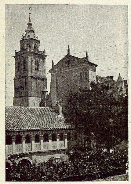 260_TRA-1925-216-Talavera, colegiata-Foto Clavería