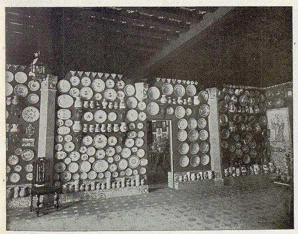 263_TRA-1925-216-Talavera, Museo Ruiz de Luna, colección de platos