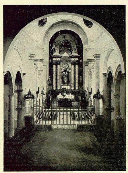 281_TRA-1930-275-Talavera, paseo del Prado, ermita del Prado, interior-Foto Ruiz de Luna