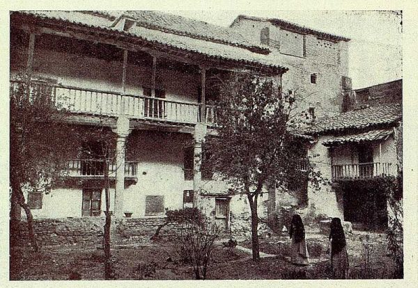 327_TRA-1927-248-Torrijos, convento-Foto Rodríguez