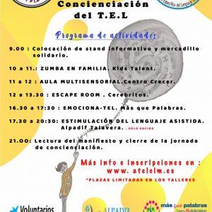Día Internacional de la Concienciación del T.E.L