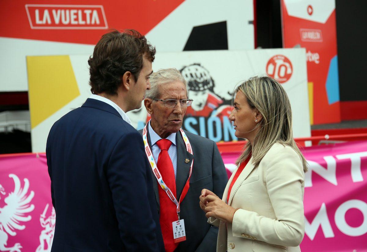 http://www.toledo.es/wp-content/uploads/2019/09/756a0291-1200x824.jpg. Milagros Tolón destaca la promoción internacional de la ciudad gracias a la Vuelta Ciclista a España en un total de 190 países