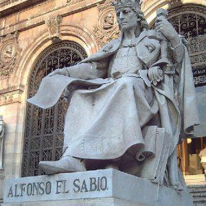 Conferencia: Alfonso X el Sabio, un promotor del cambio en el devenir de la historia