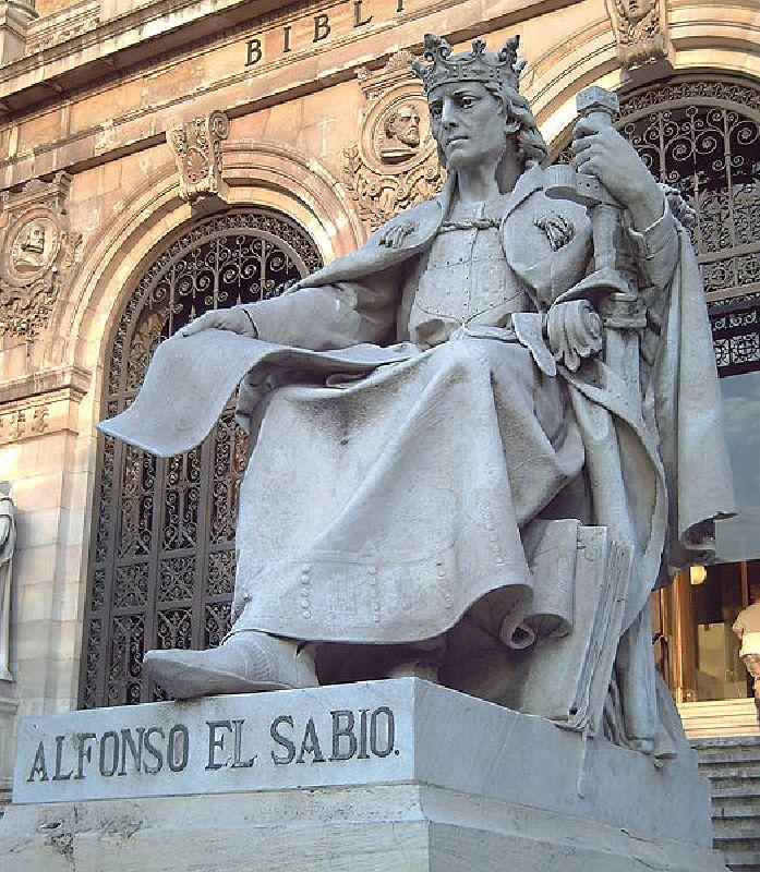 https://www.toledo.es/wp-content/uploads/2019/09/alfonso_el_sabio.jpg. Conferencia: Alfonso X el Sabio, un promotor del cambio en el devenir de la historia