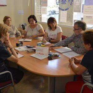 on la creación de la nueva Concejalía de Mayores «ponemos en valor el potencial de la Tercera Edad y el envejecimiento activo»