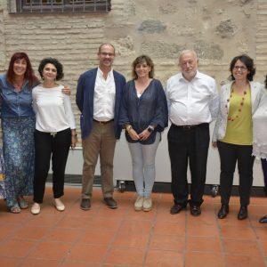 poyo municipal al equipo de intervención comunitaria intercultural de Toledo, referente en cuanto al trabajo intercultural y comunitario en el Polígo