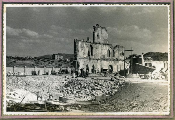 Año 1943-04-06 - 1944-08-06 - Derribo, desescombro y relleno del Picadero_2