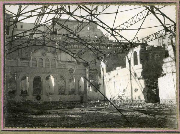 Año 1943-04-06 - 1944-08-06 - Derribo, desescombro y relleno del Picadero_4