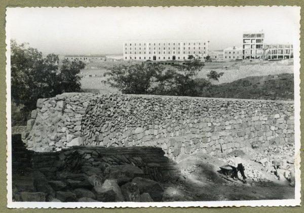 Año 1944-08-06 - Paso superior e inferior de la explanada del picadero_3