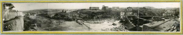 Año 1944-09-15 - Vista de conjunto de la explanada del picadero_1