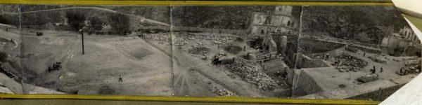 Año 1944-09-15 - Vista de conjunto de la explanada del picadero_2
