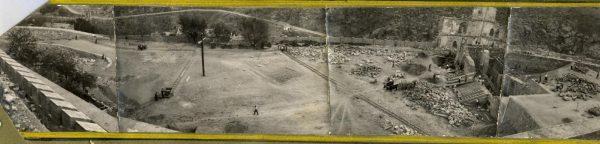 Año 1944-09-15 - Vista de conjunto de la explanada del picadero_3