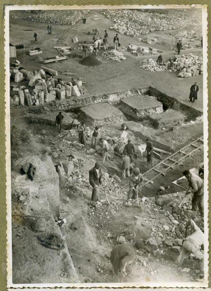 Año 1944-12-13 - Escalera de la cota 69 a cota 77,68_2