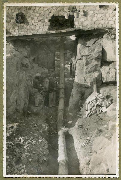Año 1945-01-11 - Paso superior e inferior de la explanada del picadero_2