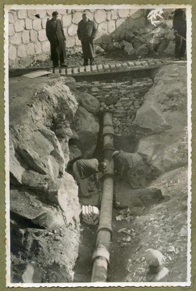 Año 1945-01-11 - Paso superior e inferior de la explanada del picadero_3