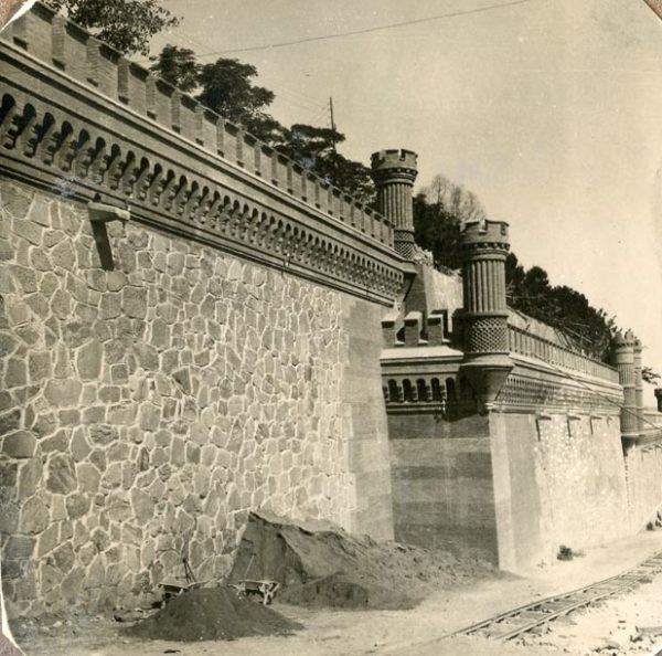 Año 1945-08-28 - Camino del muro almenado_2