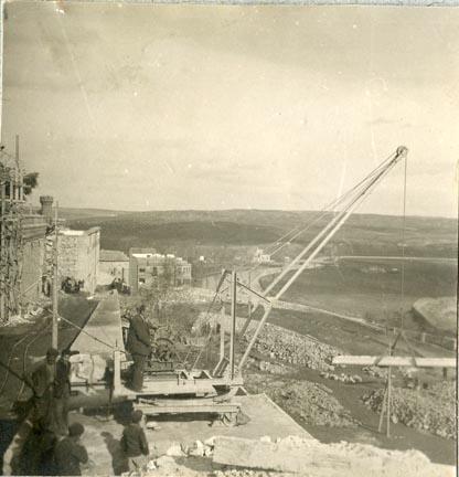 Año 1945-08-28 - Parte de la maquinaria y trabajos de metalurgia realizados en esta obra_1