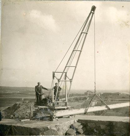 Año 1945-08-28 - Parte de la maquinaria y trabajos de metalurgia realizados en esta obra_2