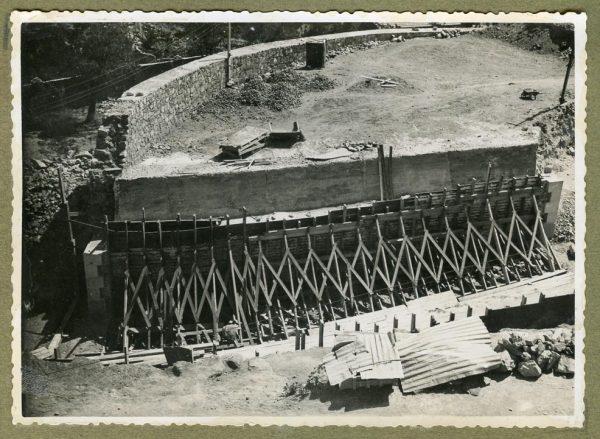 Año 1945-08-28 - Paso superior e inferior de la explanada del picadero_2