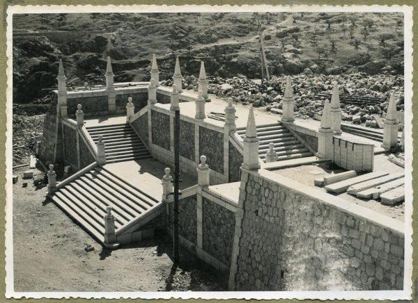 Año 1945-09-15 - Escalera de la cota 64 a la 69_2