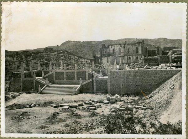 Año 1945-09-15 - Escalera de la cota 64 a la 69_4