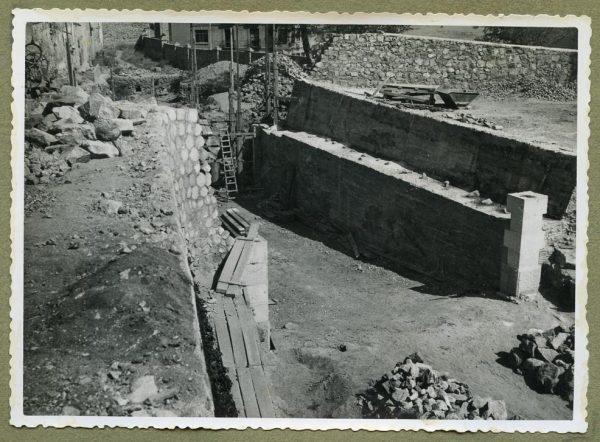 Año 1945-09-15 - Paso superior e inferior de la explanada del picadero_4