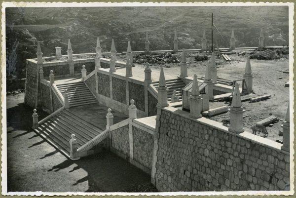 Año 1946-02-14 - Escalera de la cota 64 a la 69_2