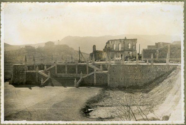 Año 1946-02-14 - Escalera de la cota 64 a la 69_4