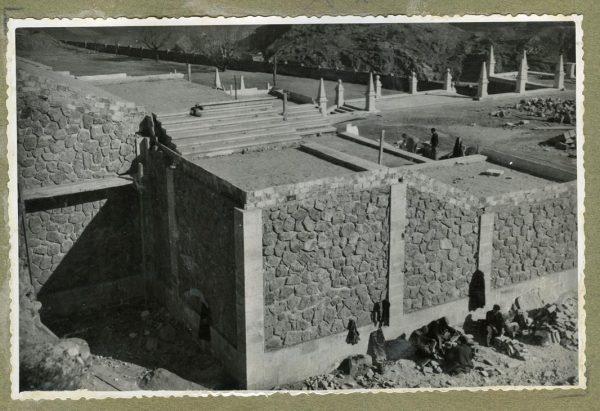 Año 1946-02-14 - Escalera de la cota 69 a cota 77,68_1