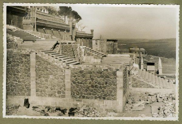 Año 1946-02-14 - Escalera de la cota 69 a cota 77,68_2