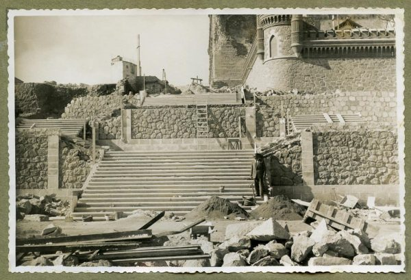 Año 1946-02-14 - Escalera de la cota 69 a cota 77,68_3