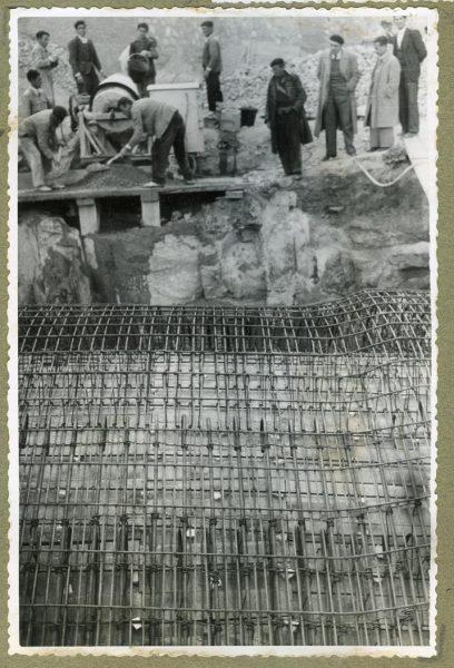 Año 1946-03-28 - Paso superior e inferior de la explanada del picadero_1