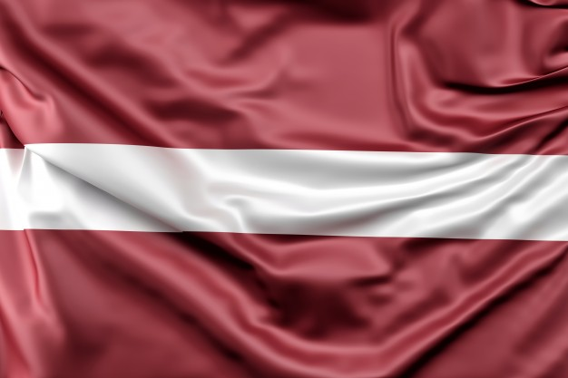http://www.toledo.es/wp-content/uploads/2019/09/bandera-letonia_1401-152.jpg. Exposición temporal: Centenario del Estado y del Ejército de Letonia