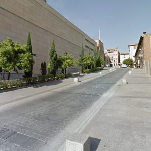 bras en el entorno del Alcázar