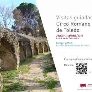Visitas Guiadas GRATUITAS al Circo Romano de Toledo