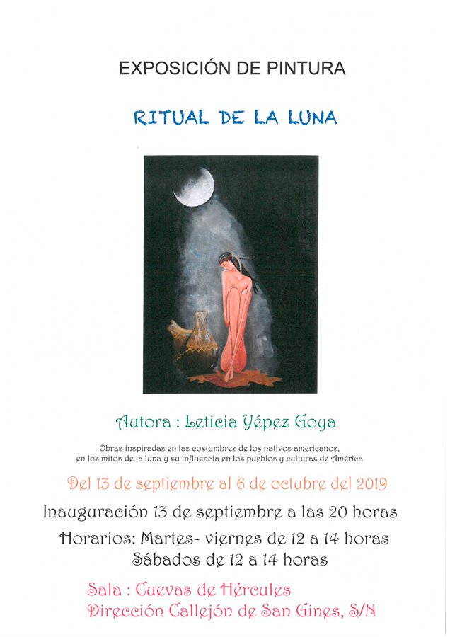 https://www.toledo.es/wp-content/uploads/2019/09/cartel-ritual-de-la-luna.jpg. Exposición de pintura: Ritual de la luna