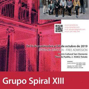 Exposición temporal: Grupo Spiral XIII