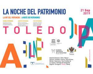 I NOCHE DEL PATRIMONIO – 21 de septiembre