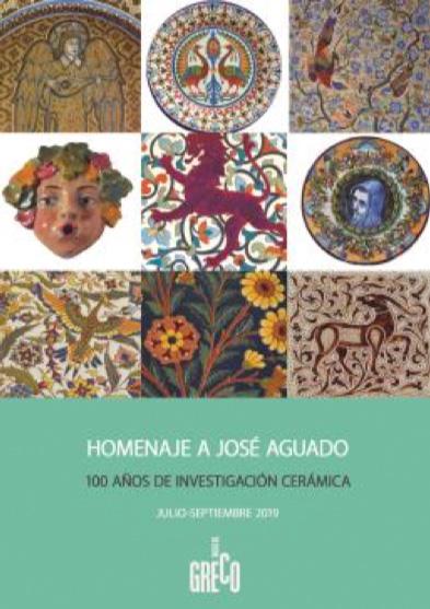 http://www.toledo.es/wp-content/uploads/2019/09/exposicion-homenaje-aguado.jpg. Exposición temporal: Homenaje a José Aguado. 100 años de investigación cerámica
