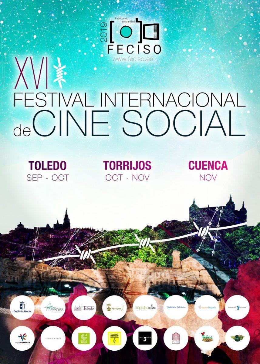 http://www.toledo.es/wp-content/uploads/2019/09/feciso2019posterwwwreso-857x1200.jpg. XVI Festival Cine Social C-LM 2019: Concierto solidario de Julián Maeso