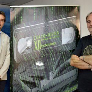 luvia Rojo, Nacho Guerreros e Itziar Castro, entre los invitados del XII Concurso de Corto Joven promovido por el Ayuntamiento