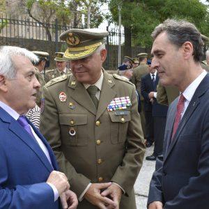 l Gobierno municipal acompaña a la Delegación de Defensa en su acto institucional
