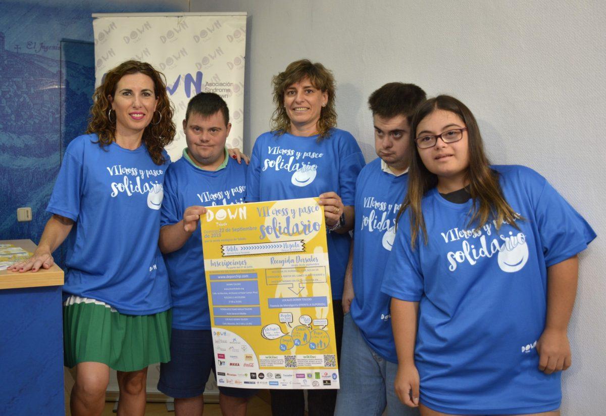 https://www.toledo.es/wp-content/uploads/2019/09/foto-rp-cross-down-toledo-1200x823.jpg. El Ayuntamiento anima a sumarse al Cross y Paseo Solidario 'Down Toledo' que tendrá lugar el 22 de septiembre por la senda del Tajo