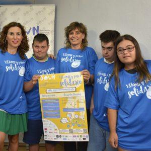 l Ayuntamiento anima a sumarse al Cross y Paseo Solidario 'Down Toledo' que tendrá lugar el 22 de septiembre por la senda del Tajo
